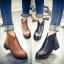 รองเท้าบูทสูง4.5cmมีซิป thumbnail 1