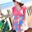 Swimsuit Bigsize พร้อมส่ง :ชุดแฟชั่นว่ายน้ำสีชมพูแต่งลายดอกไม้สีสันสดใสแบบเก๋ กางเกงขาสั้นใส่ด้านในน่ารักมากๆจ้า:รอบอก40-48นิ้ว เอว38-46นิ้ว สะโพก44-52นิ้วจ้า thumbnail 1