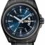 นาฬิกาผู้ชาย Citizen Eco-Drive รุ่น AW0024-15L, Black Ion Plated Blue Dial Men's Watch thumbnail 1