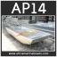 เรือท้องแบน รุ่น AP14