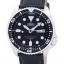 นาฬิกาผู้ชาย Seiko รุ่น SKX007J1-LS10, Automatic Diver's Ratio Black Leather thumbnail 1