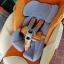 คาร์ซีทมือสอง Aprica ส้ม-ครีม รหัสสินค้า CS0015 thumbnail 3