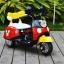 รถแบตเตอรี่เด็กนั่ง มิกกี้ Mickey Clear Cut รุ่นใหม่ มีพนักพิง thumbnail 1