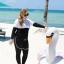 ชุดว่ายน้ำคนอ้วน พร้อมส่ง :ชุดว่ายน้ำไซส์ใหญ่แบบสปอร์ตสีดำขาวแต่งลายอักษร set 5 ชิ้นมีเสื้อแขนยาว บรา บิกินี่ กางเกงขาสั้น กางเกงขายาว แบบสวยคุ้มสุดๆจ้า:รายละเอียดไซส์คลิกเลยจ้า thumbnail 8