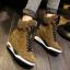 รองเท้าผ้าใบหุ้มข้อสูง9cm thumbnail 2