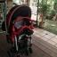 รถเข็นเด็กมือสอง Aprica สีแดงสด รหัสสินค้า :C0005 thumbnail 7