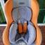 คาร์ซีทมือสอง Leaman สีส้ม-เทา รหัสสินค้า CS0039 thumbnail 2