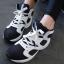 รองเท้าผ้าใบทรงกีฬาพื้นหนาสไตล์ยุโรป thumbnail 3
