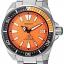 นาฬิกาผู้ชาย Seiko รุ่น SRPC07, Automatic Prospex Samurai Divers Orange Dial thumbnail 1