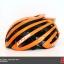 หมวกจักรยาน Z1 / Flash Orange + LED thumbnail 3