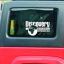 สติ๊กเกอร์ติดรถยนต์ลายdiscovery ฃนาด 25x15cm thumbnail 2