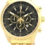 นาฬิกาข้อมือผู้ชาย Citizen รุ่น AN8062-51E, Quartz Chronograph Elegant Gold thumbnail 1