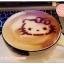 แผ่นโรยผงโกโก้ Stencils ตกแต่งหน้ากาแฟ ตกแต่งหน้าเค้ก ลายโดราเอมอน doraemon thumbnail 2