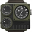นาฬิกาผู้ชาย Diesel รุ่น DZ7248, Super Bad Ass Brown Leather Men's Watch thumbnail 1