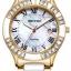 นาฬิกาผู้หญิง Rhythm รุ่น F1203T04, Sapphire Fashion Series Gold F1203T-04, F1203T 04 thumbnail 1