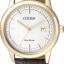 นาฬิกาข้อมือผู้ชาย Citizen Eco-Drive รุ่น AW1233-01A, Elegant Leather thumbnail 1