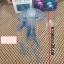 แมงกระพรุนซิโคลน สีฟ้า (ขนาดกลาง สีสดใสไม่เรืองแสง) thumbnail 3
