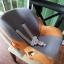 กระเช้าคาร์ซีท Leaman สีส้มเทา รหัสสินค้า CS0019 thumbnail 7