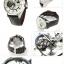นาฬิกาผู้ชาย Orient รุ่น WZ0291DK, Orient Star Skeleton Automatic Winding Open Heart Made In Japan thumbnail 2