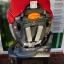 คาร์ซีทมือสอง Aprica Marshmallow สีแดง + หมวก รหัส CS0071 thumbnail 15
