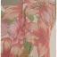 เดรส แขนกุด เข้าเอว กระดุม และซิปหลัง พื้นสีขาว ลายดอก thumbnail 4