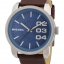 นาฬิกาผู้ชาย Diesel รุ่น DZ1512, Not So Basic Quartz Blue Dial Brown Leather thumbnail 1