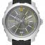 นาฬิกาผู้ชาย Diesel รุ่น DZ1739, Machinus Gray Dial Black Leather Men's Watch thumbnail 1