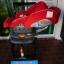 คาร์ซีทมือสอง Aprica Marshmallow สีแดง + หมวก รหัส CS0071 thumbnail 10