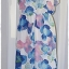 Sold Jumpsuit เอวจั๊ม ผ้าชีฟอง พื้นสีขาว ลายดอก thumbnail 1