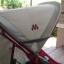 รถเข็นก้านร่ม Maclaren รุ่น Volo สีขาวครีม-แดง รหัสสินค้า : C0011 thumbnail 8