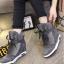 รองเท้าผ้าใบหุ้มข้อสูง9cm thumbnail 6