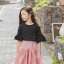 MU3213-เสื้อ+กระโปรง 6 ตัว/แพค ไซส์ 120-170 thumbnail 3