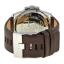 นาฬิกาผู้ชาย Diesel รุ่น DZ1206, Master Chief Quartz Brown Leather Men's Watch thumbnail 3