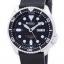 นาฬิกาผู้ชาย Seiko รุ่น SKX007J1-LS8, Automatic Diver's Ratio Black Leather thumbnail 1