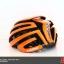 หมวกจักรยาน Z1 / Flash Orange + LED thumbnail 4