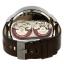 นาฬิกาผู้ชาย Diesel รุ่น DZ7365, Grand Daddy Automatic Gunmetal Dial Brown Leather Men's Watch thumbnail 5