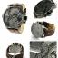 นาฬิกาผู้ชาย Diesel รุ่น DZ7258, Little Daddy Chronograph Dual Time Grey Dial thumbnail 2