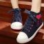 รองเท้าผ้าใบผ้าฝ้าย thumbnail 4