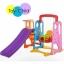 Mini Playground Set สไลเดอร์ 3 อิน 1 สำหรับเด็ก ราคาถูก thumbnail 1
