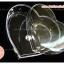 กล่องพลาสติกแข็ง ใส รูปหัวใจ 1383 thumbnail 2