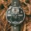 นาฬิกาผู้ชาย Diesel รุ่น DZ7365, Grand Daddy Automatic Gunmetal Dial Brown Leather Men's Watch thumbnail 6