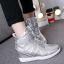 รองเท้าเกาหลีหนังpuเสริมสูง thumbnail 5