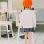 YY21-เสื้อ+กระโปรง 5 ตัว/แพค ไซส์ 100-140 thumbnail 6