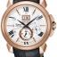 นาฬิกาผู้ชาย Seiko รุ่น SNP150P1, Premier Kinetic Perpetual thumbnail 1