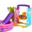 Mini Playground Set หมีแพนด้าสไลเดอร์ 3 อิน 1 ราคาถูก thumbnail 1