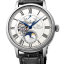 นาฬิกาผู้ชาย Orient รุ่น RK-AM0001S, Orient Star Mechanical Moon Phase 22 Jewels Semi Skeleton Japan Men's Watch thumbnail 3