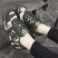 รองเท้าผ้าใบลายพราง ไซต์ 35-44 thumbnail 4