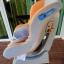 คาร์ซีทมือสอง Leaman สีส้ม-เทา รหัสสินค้า CS0039 thumbnail 7