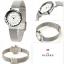 นาฬิกาผู้หญิง Skagen รุ่น 456SSS, Leonora Quartz Mesh Bracelet Women's Watch thumbnail 2