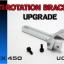 Metal Anti-Rotation Bracket for T-Rex450 sport ,SE V2 thumbnail 1